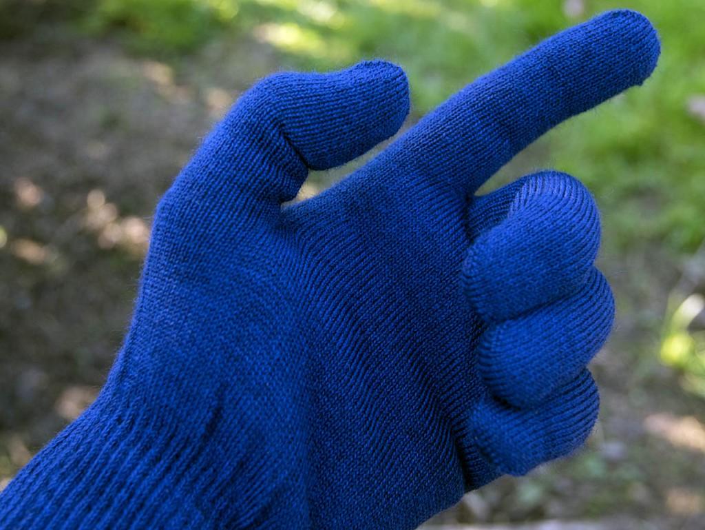 EDZ Merino Wool Thermal Liner Gloves