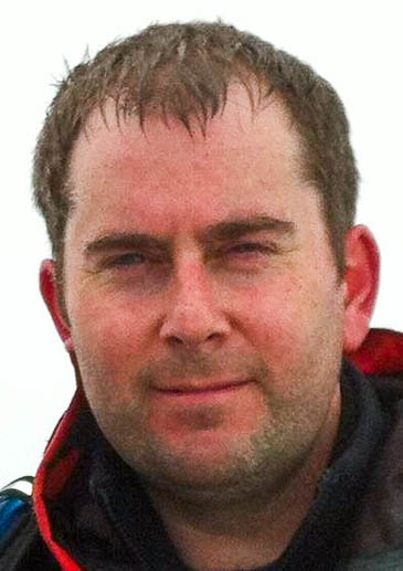 Missing hillwalker Euan Wright