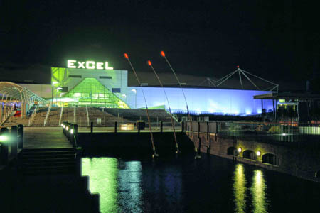 ExCel in London will host the combined Outdoors Show and boat show