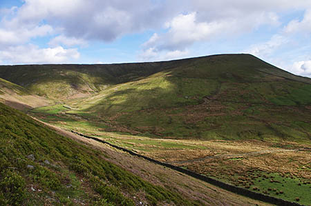 Fair Snape Fell in the Forest of Bowland. Photo: Ian Taylor CC-BY-SA-2.0