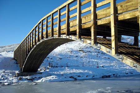 Far Moor Bridge. Photo: Yorkshire Dales National Park Authority