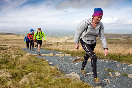 Top ultrarunner Nicky Spinks will be among speakers at the expert evenings