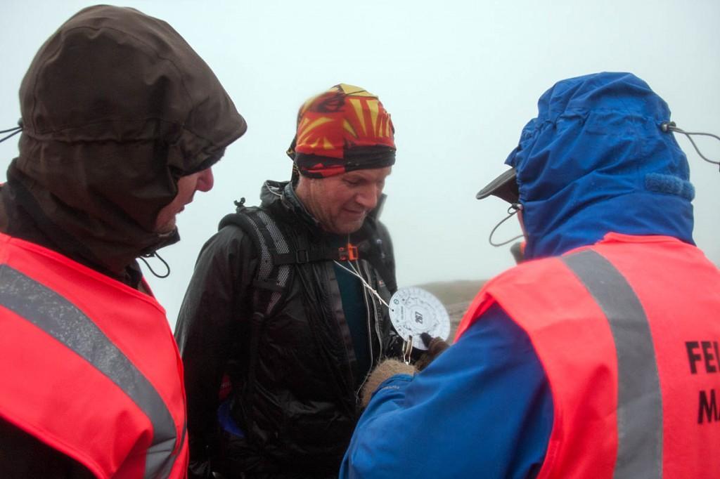 Checkpoint staff clip David Harvey's tally on Whernside