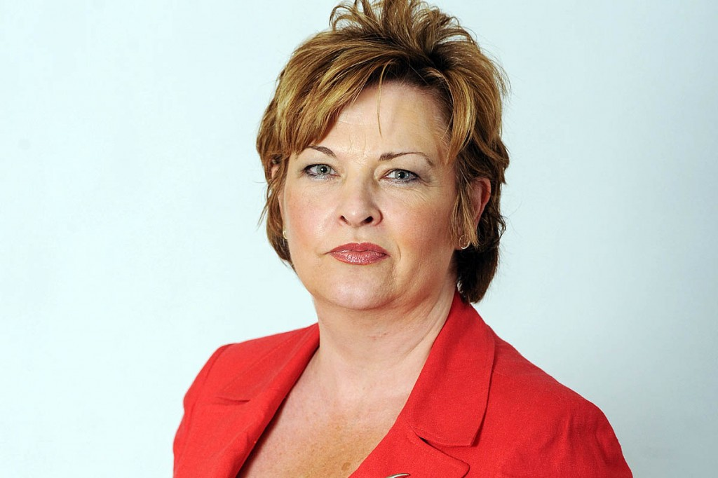 Fiona Hyslop, Cabinet Secretary for Culture, Europe and External Affairs. Photo: Scottish Government
