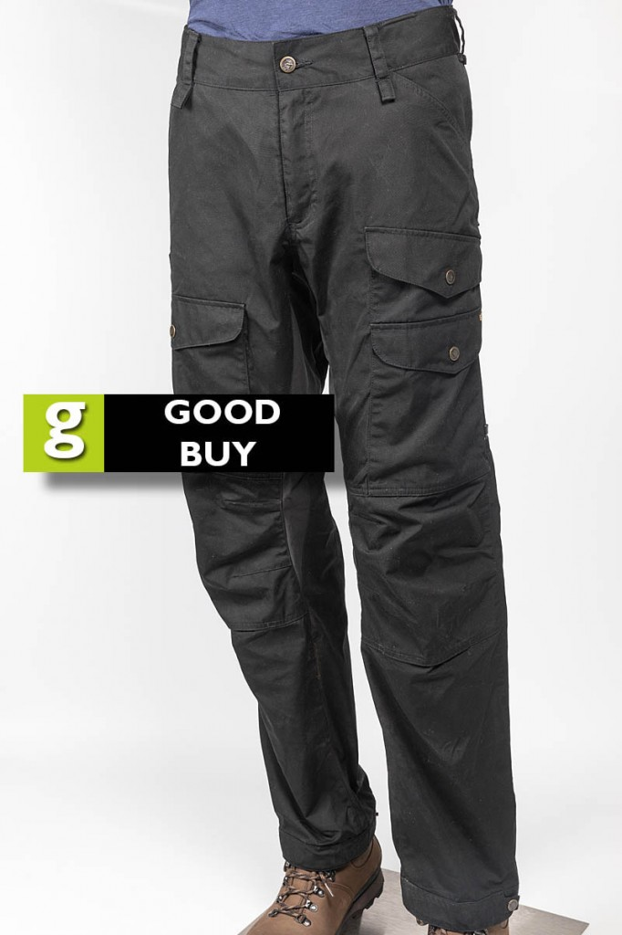 Fjallraven Vidda Pro Ventilated Trousers. Photo: Bob Smith/grough
