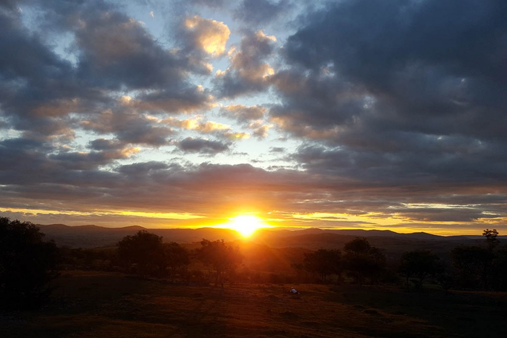 The sun rises over one of the areas now incorporated into the Lake District. Photo: Friends of the Lake District