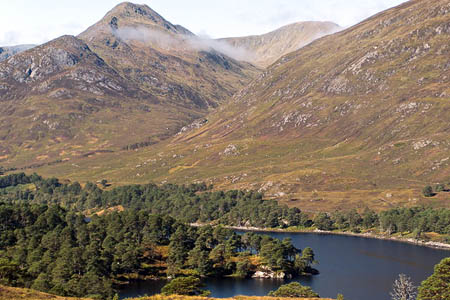 Glen Affric, used by many outdoor enthusiasts for trips lasting several days. Photo: Matthew Cross CC-BY-SA-2.0