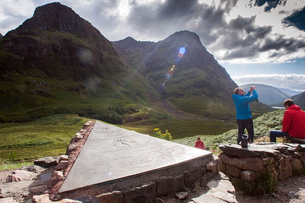 Glen Coe, Splendid and Beautiful Valley