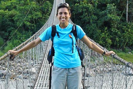 Dr Rachel Majumdar
