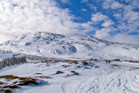Glencoe ski resort. Photo: Flossiesheep CC-BY-SA-3.0