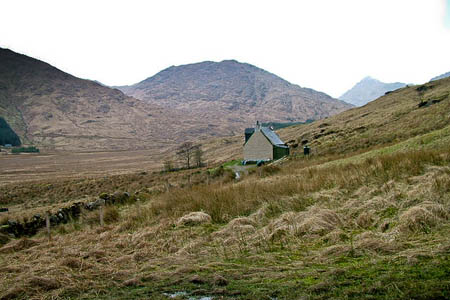 Glendessary, where the missing walker was last sighted. Photo: David Brown CC-BY-SA-2.0