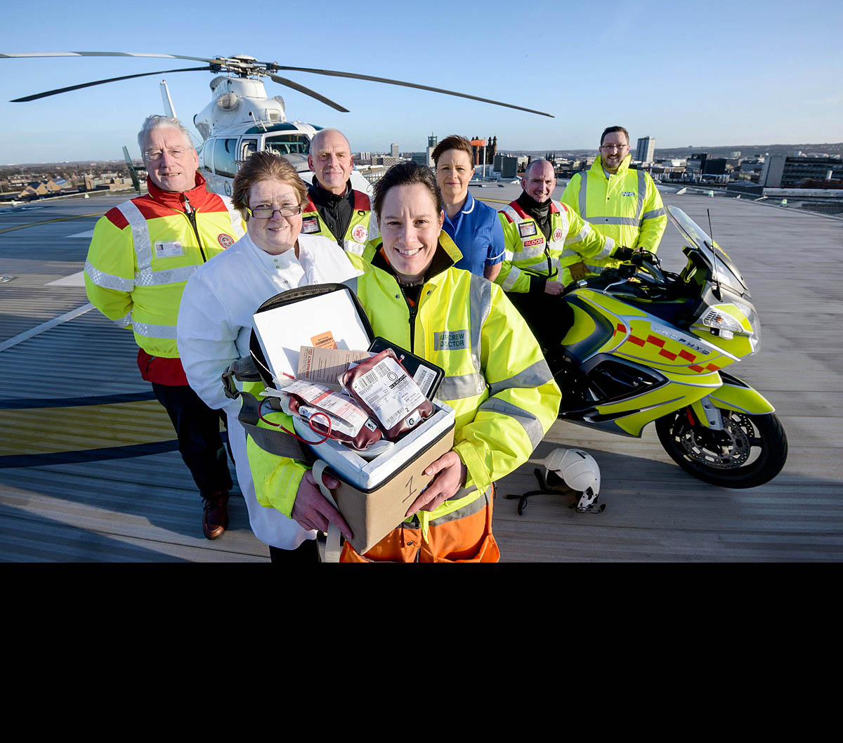northumbria helicopters with Air Ambulance Blood Scheme Could Save Stricken Walkers Lives on Support For The Armed Forces reservists dr Rachel Hawes likewise Tynemouth Lifeboats Launched After Man Walks Into Sea together with Glider also cheshirehelicopters co as well Police Work.