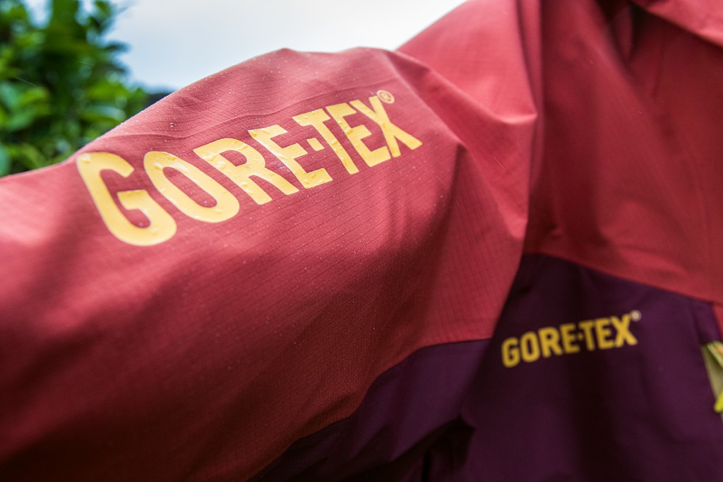 Gore-Tex fabrics are used by brands across the world. Photo: Bob Smith/grough