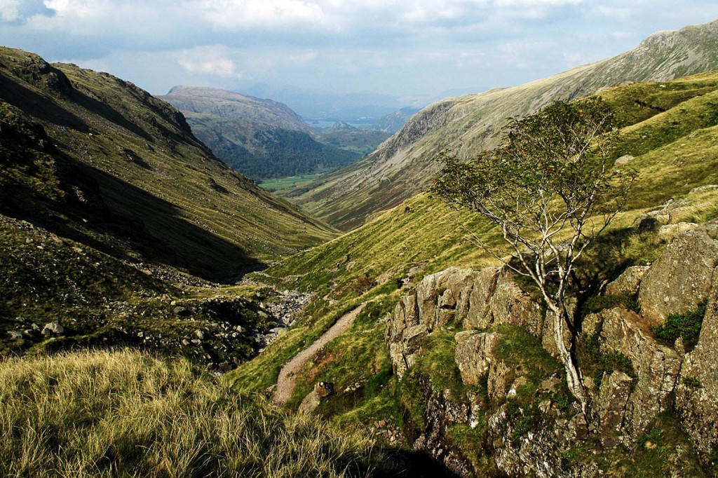 The incident happened in Grains Gill. Photo: Trevor Littlewood CC-BY-SA-2.0
