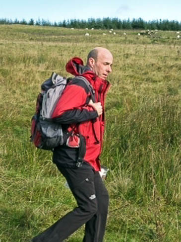 Mr Cunliffe's went missing while on a winter skills expedition in January