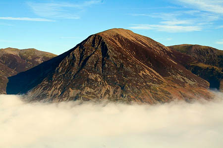 The men were rescued from Lorton Gully on Grasmoor. Photo: Steve Partridge CC-BY-SA-2.0