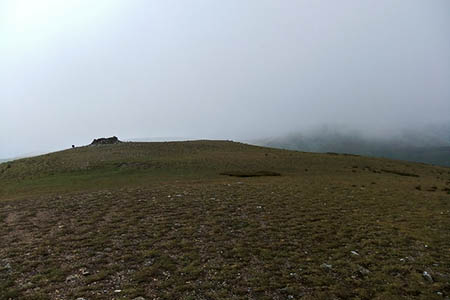 The summit of Great Dodd. Photo: David Brown CC-BY-SA-2.0