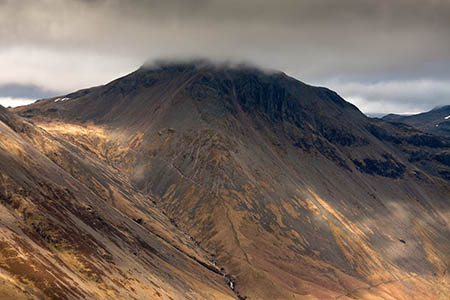 The body was found by a member of the public in a gill on Great Gable