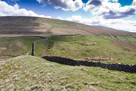 Great Whernside, less crowded than its better known near namesake