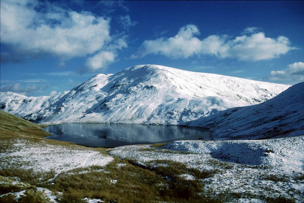 The incident happened near Grisedale Tarn. Photo: Andy Waddington CC-BY-SA-2.0
