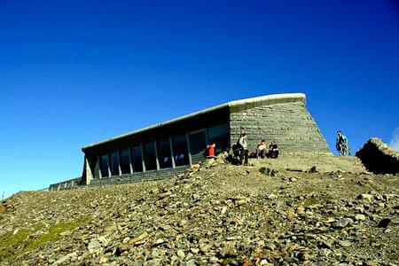 The Hafod Eryri building. Photo: Jeff Buck CC-BY-SA-2.0
