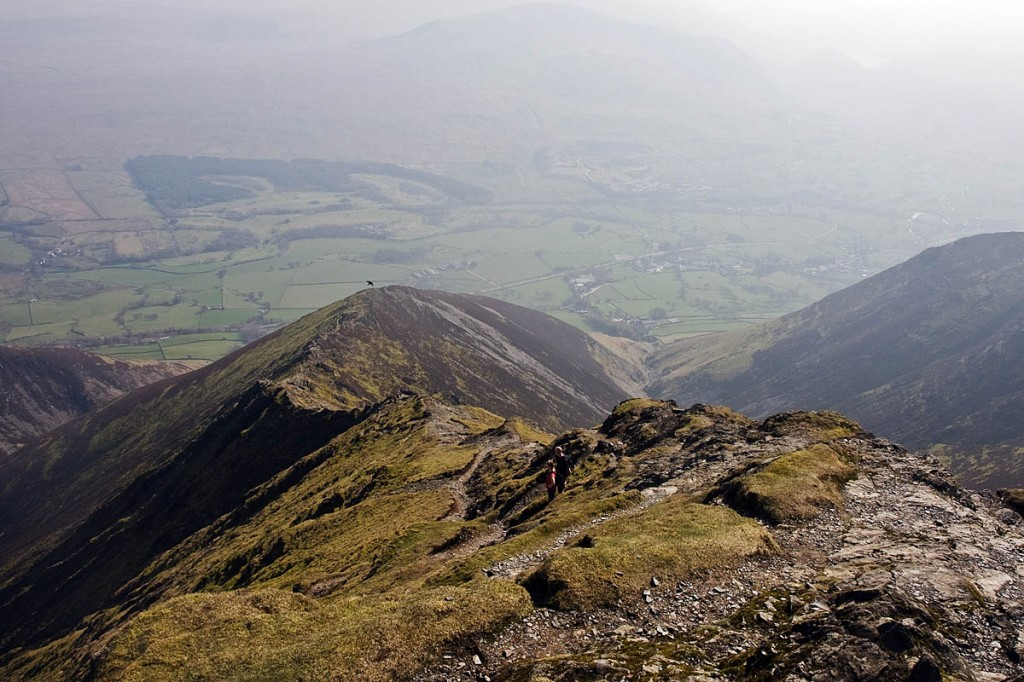 Hall's Fell Ridge, Blencathra