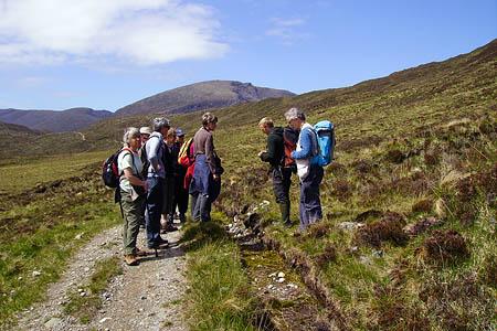 Establishing a national park on Harris would bring the island economic benefits, the Ramblers said