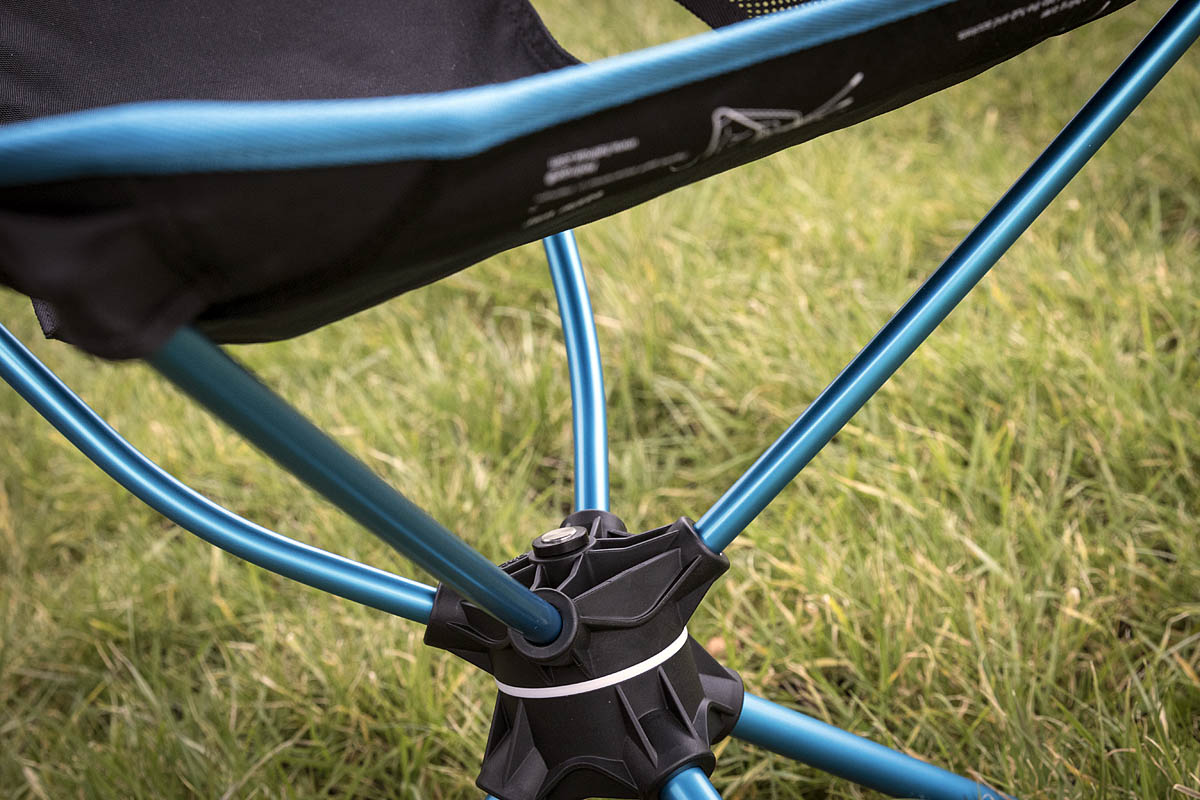 Fine Grough On Test Helinox Swivel Chair Reviewed Machost Co Dining Chair Design Ideas Machostcouk