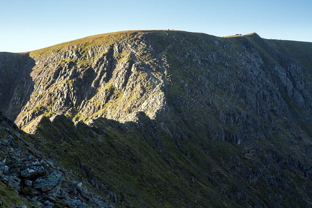 The man's body was found on Helvellyn