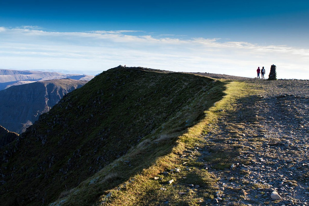 A midnight walk up Helvellyn is on the festival programme