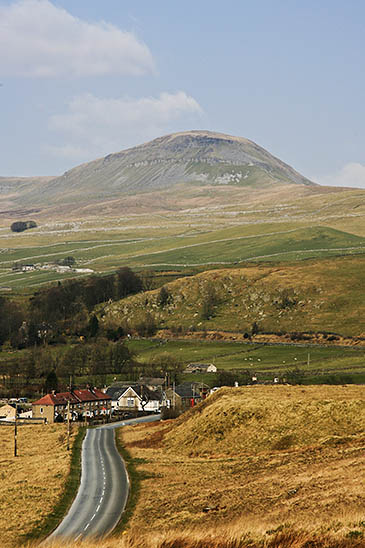 The society is based at Helwith Bridge, in the shadow of Pen-y-ghent