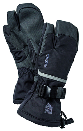 The Hesta Gauntlet 3 Finger Gloves