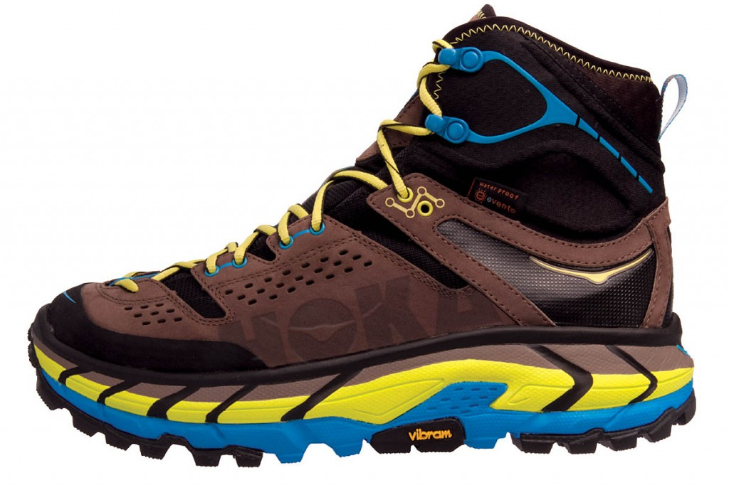 The Hoka One One Tor Ultra Hi WP boot
