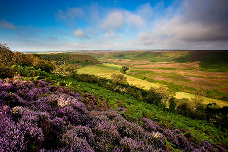 The Hole of Horcum. Photo: Mike Kipling