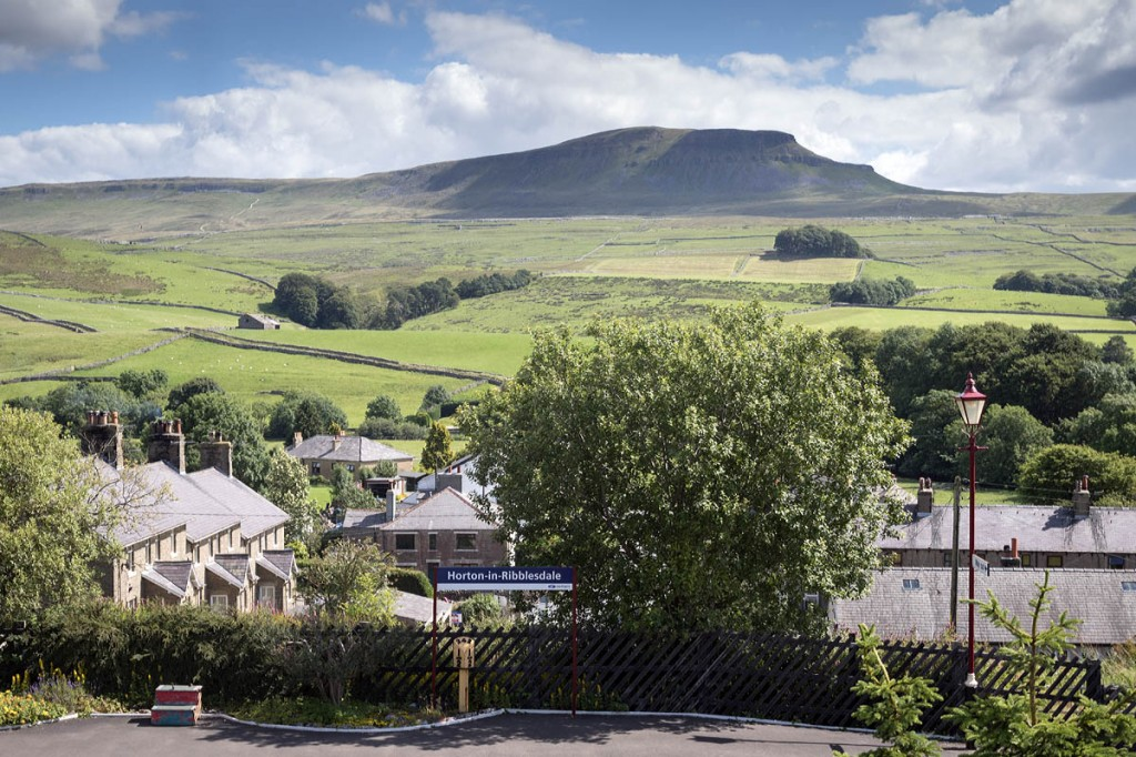 Horton in Ribblesdale, in the shadow of Pen-y-ghent. Photo: Bob Smith/grough