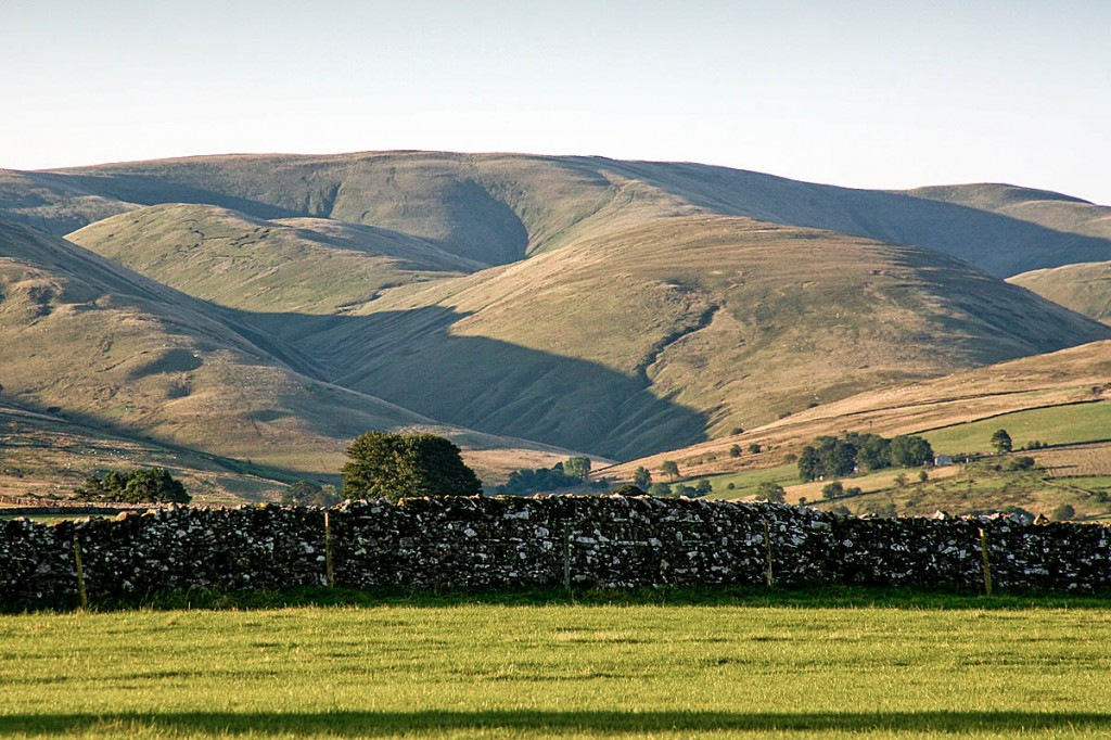 A major search of the Howgill Fells took place. Photo: Bob Smith/grough
