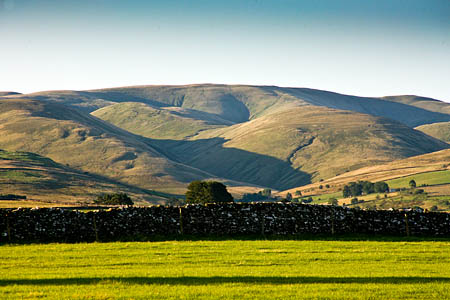 The remaining section of the Howgills would be incorporated into an expanded Yorkshire Dales national park