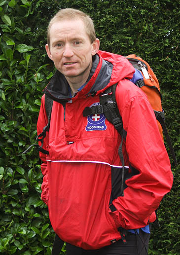 Ian Winterburn, Mountain Leader, fellrunner and rescue team member