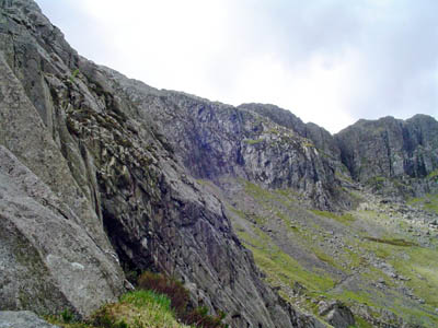 Idwal Slabs. Photo Mikey Bean. CC-BY-2.0