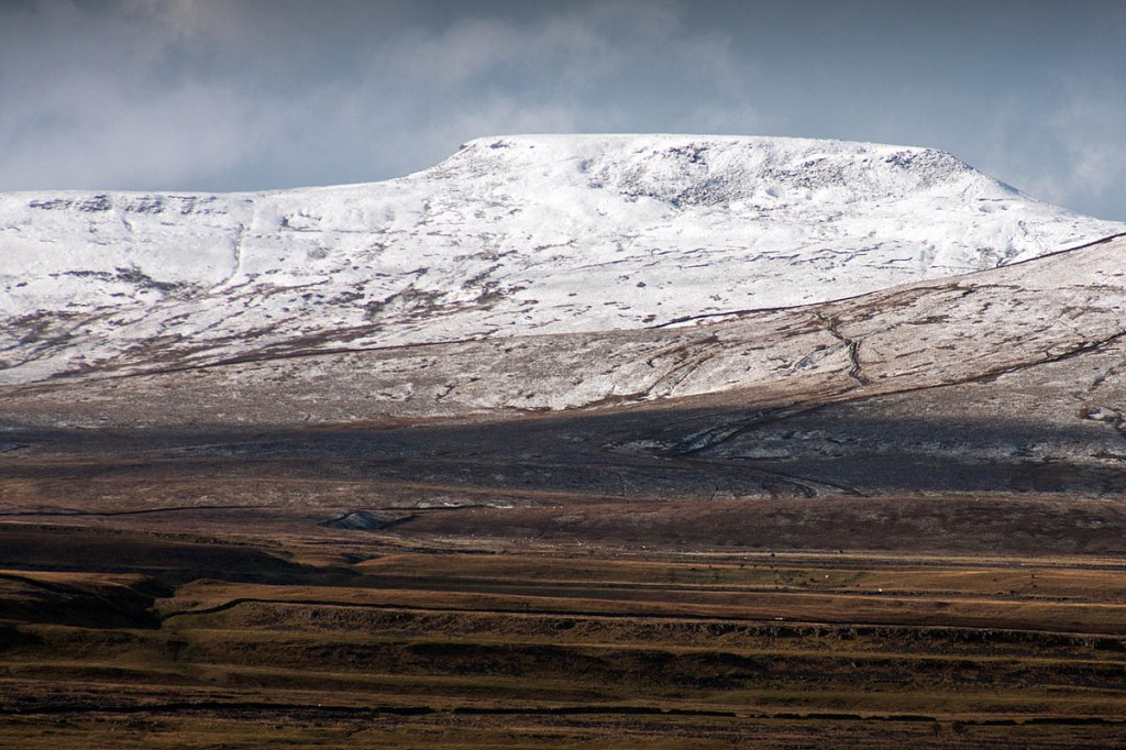 People shouldn't come to the area for a walk up Ingleborough. Photo: Bob Smith/grough
