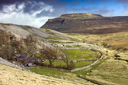 Ingleborough and Crina Bottom