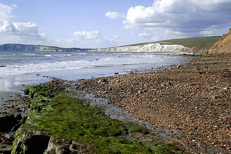 The Government rejected a coastal path on the Isle of Wight. Photo: Val Pollard CC-BY-SA-2.0