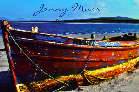 Jonny Muir's book charts his journey across the Hebrides