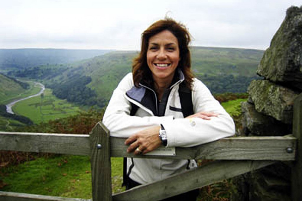 Julia Bradbury is backing the campaign