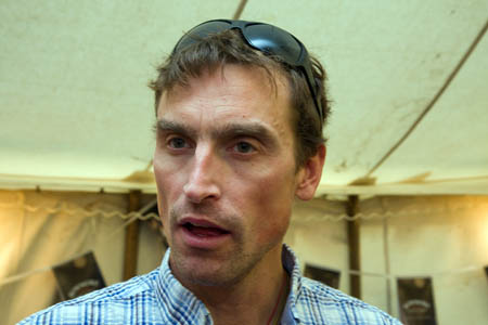 Kenton Cool, nine-times Everest summiteer, will talk at the festival