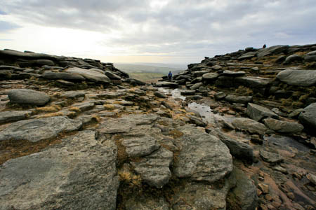 Kinder Scout is now open to walkers and climbers