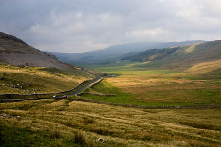Kingsdale in the Yorkshire Dales has benefited from the burying of power lines