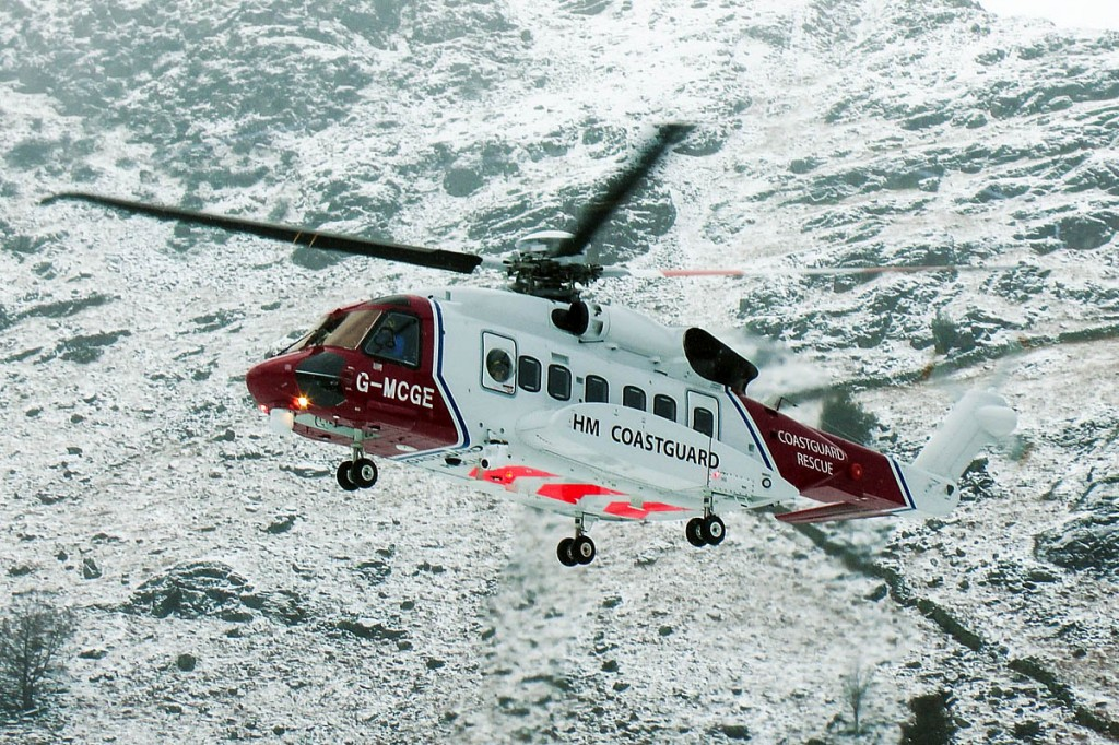 Lake District teams have already begun training with the new Sikorsky S-92 helicopter crews
