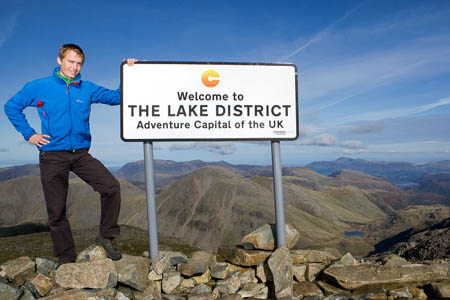 G Adventures Lake District grough — Lake District signs up for Adventure Capital status