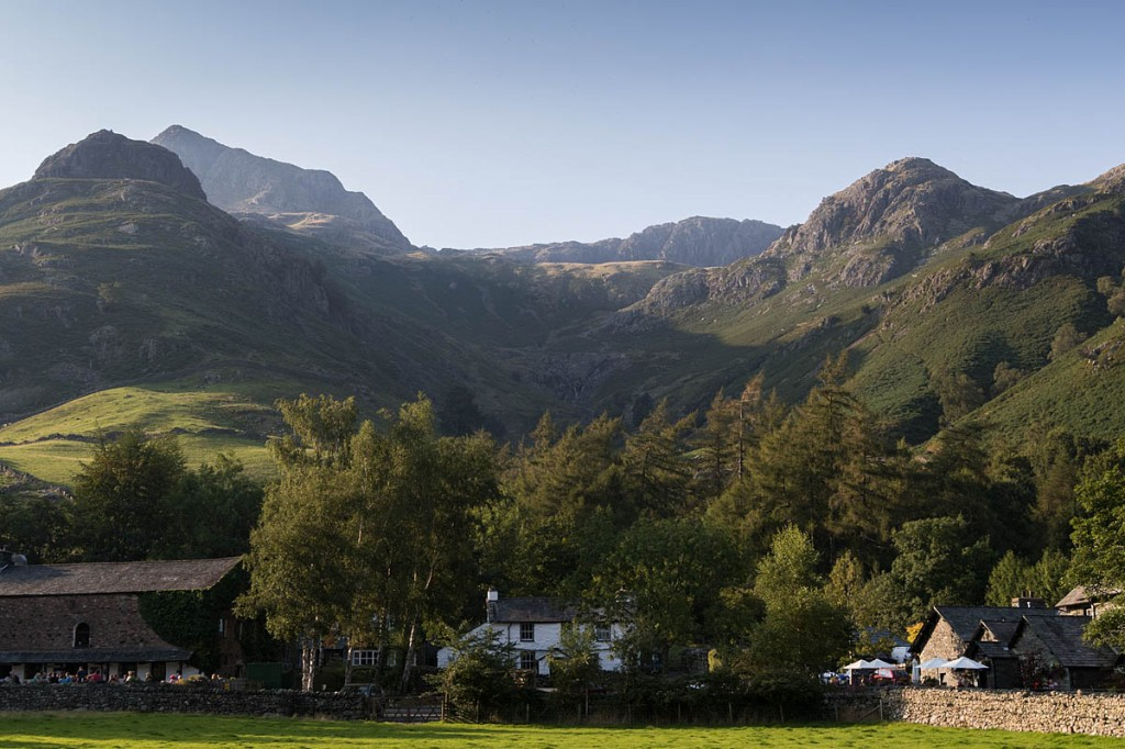 The incident happened on Tarn Crag, above Great Langdale